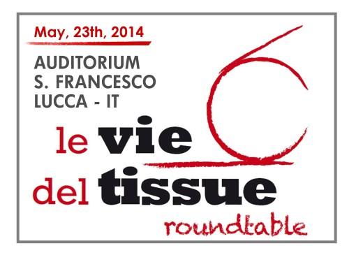 Logo LE VIE DEL TISSUE - cornicedata