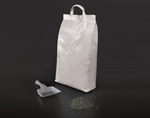 Carta monopatinata bianca base kraft per molteplici applicazioni di imballaggio.