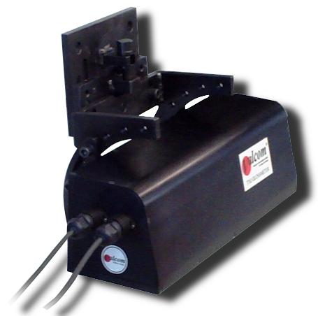 Il misuratore di lucido industriale T7G prodotto da Valcom®.