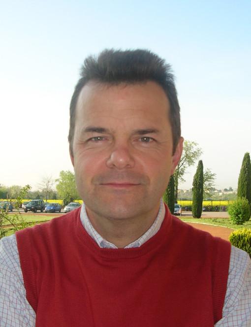 Paolo Zaninelli, responsabile didattico della scuola cartaria di San Zeno e supporto tecnico del progetto.