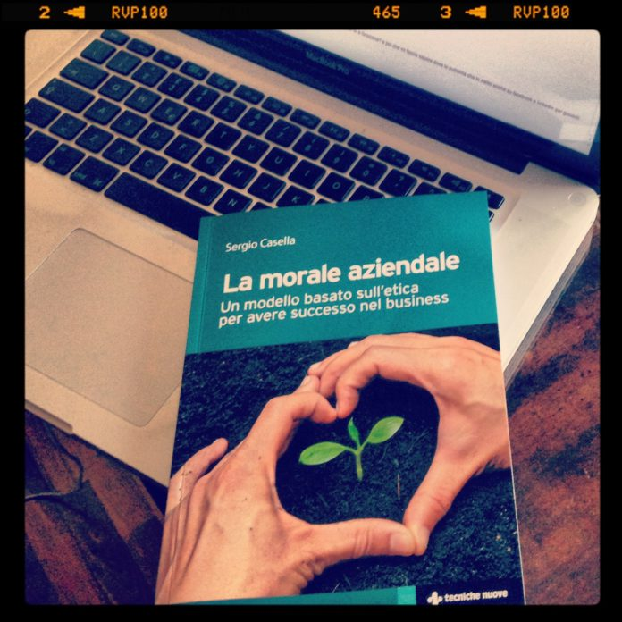 Il 27 giugno è stato presentato il libbro dal titolo La Morale Aziendale, edito Tecniche Nuove, a Lucca. All'interno dell'incontro è stata presentata la nuova collana editoriale del Master e il libro di Sergio Casella.