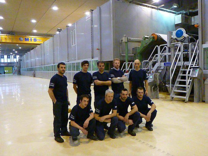 Francesco Zago è il secondo in alto a destra.