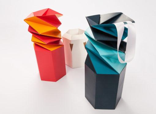 """""""Mime"""" è un packaging per la sezione """"freezer"""", che in mezzora porta la temperatura da ambiente a quella ottimale per il consumo."""