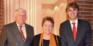 Da sinistra a destra: Berry Wiersum – Rosemarie Asquino – Thomas Kratochwill