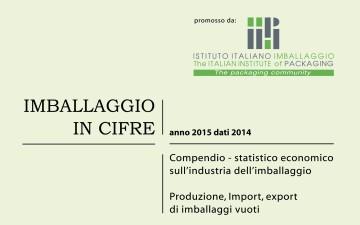 L'imballaggio in cifre: crescita dell'1% nel 2014, bene anche l'export