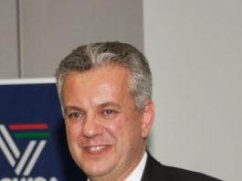Marco Calcagni, direttore commerciale Omet.