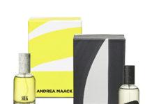 Favini, è stata scelta dall'artista islandese Andrea Maack per realizzare i packaging della nuova linea di eau de parfum.